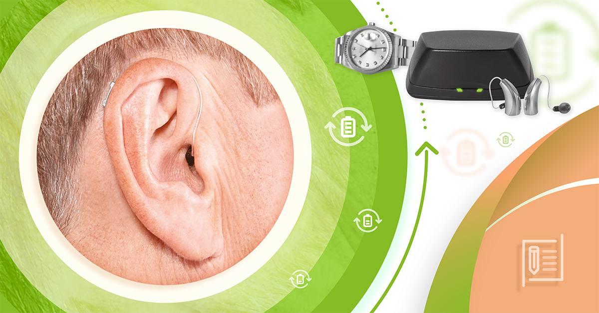 Επαναφορτιζόμενα ακουστικά
